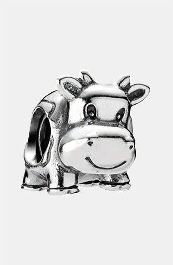 Pandora Bull charm.  d4b8374885898