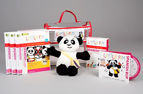 Enter For A Chance To Win A Deluxe Gift Set From Little Pim In The Language Of Your Choice How To Introduce Yourself Gifts For Kids Lessons For Kids