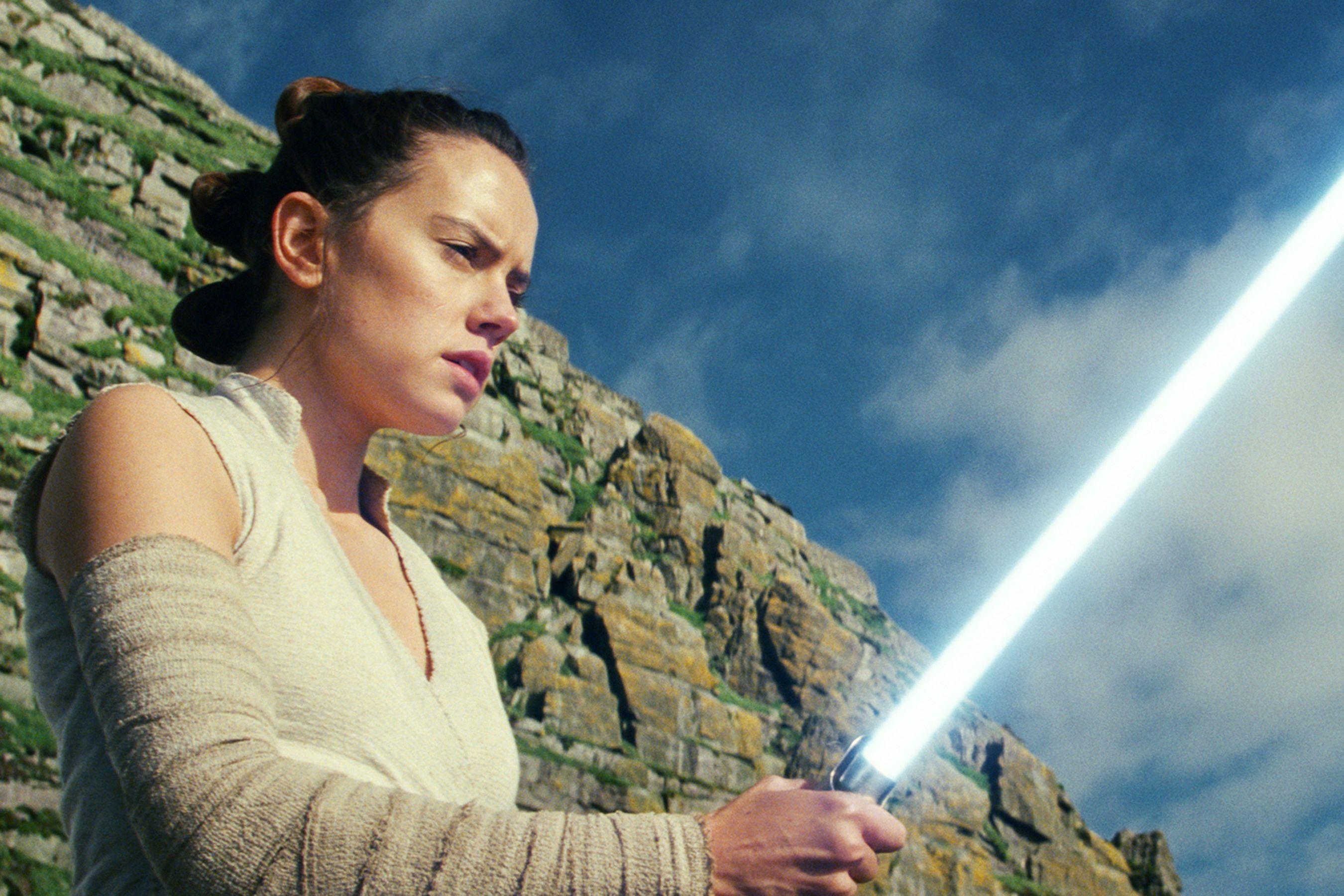 <em>Star Wars: The Last Jedi</em> blasting towards $800 million at the box office