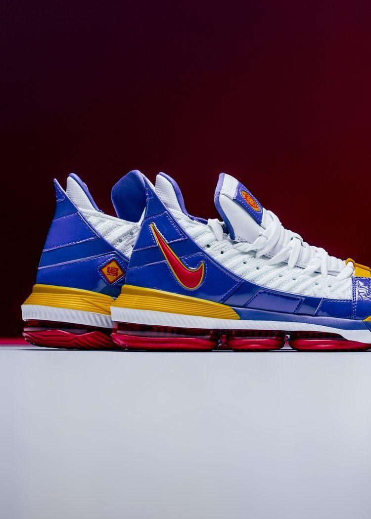 """Nike LeBron 16 """"Superbowl""""  48fff4edf"""