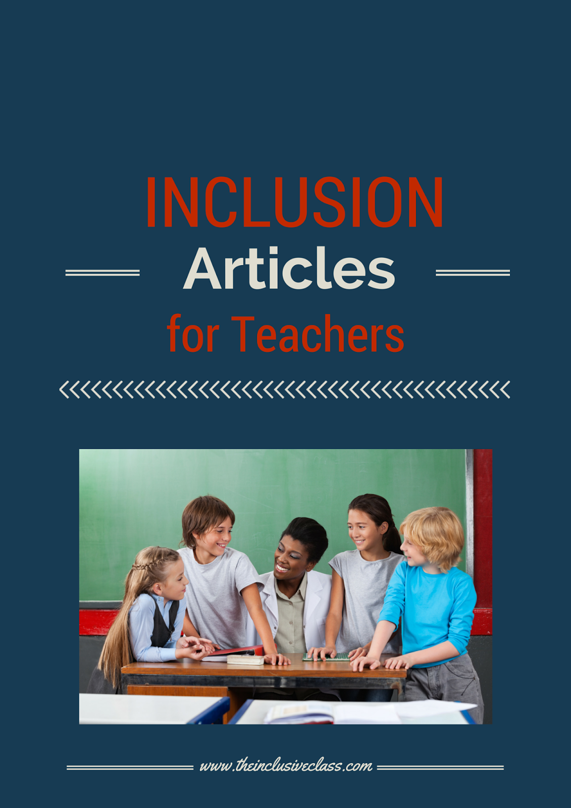 Inclusive Class Teaching Strategies Inclusion