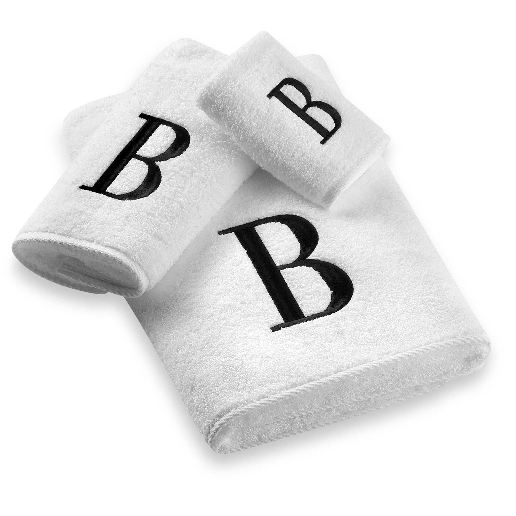 Pdp Main Image In 2019 Monogrammed Hand Towels Best Bath Towels