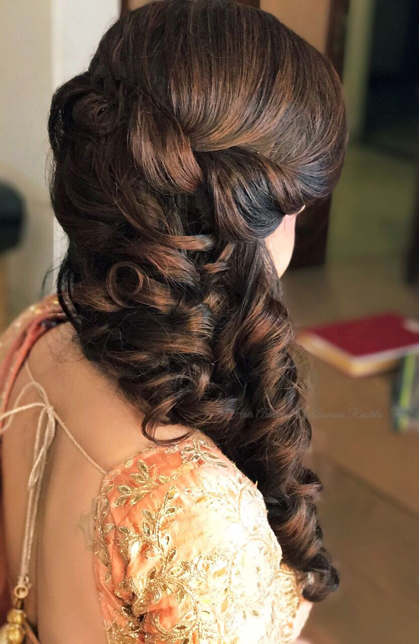 entwined swift hair artistry by archana rautela | indian