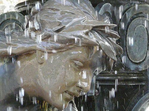 Fountain at Schloss Linderhof