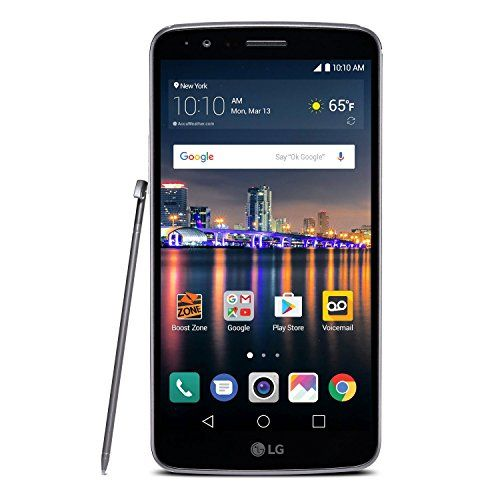 Lg Stylo 3 Prepaid Carrier Locked Boost Mobile Prepaid Phones Best Mobile Phone