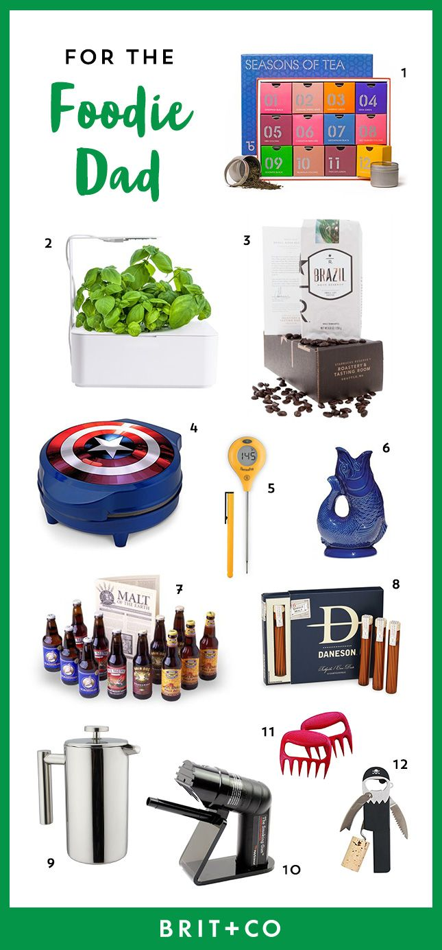 The Ultimate Father S Day Gift Guide For Every Kind Of Dad Dads Fathers Day Gifts Gift Guide