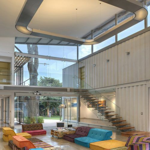 Casa Incubo Shipping Container Home  Dwell Boxes  Container