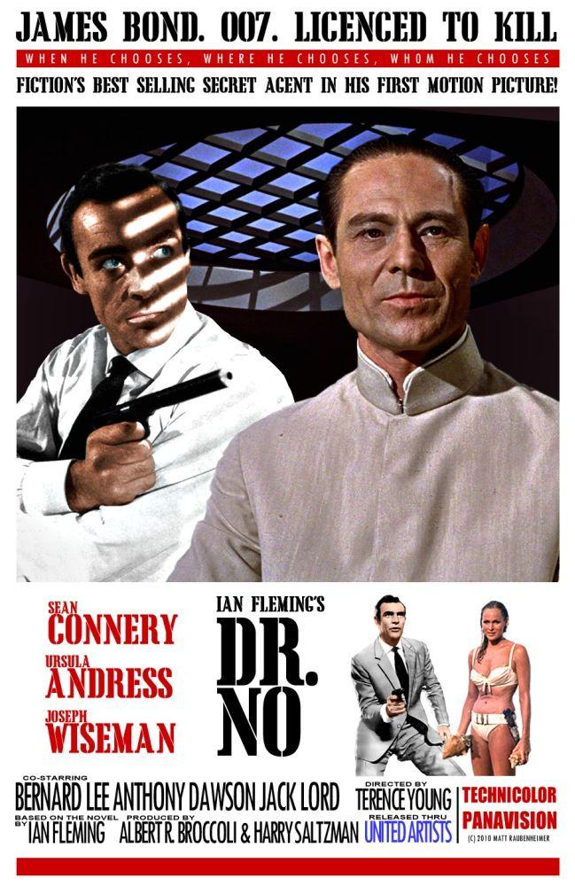 Pin By Stuart Powell On James Bond Dr No James Bond Movie