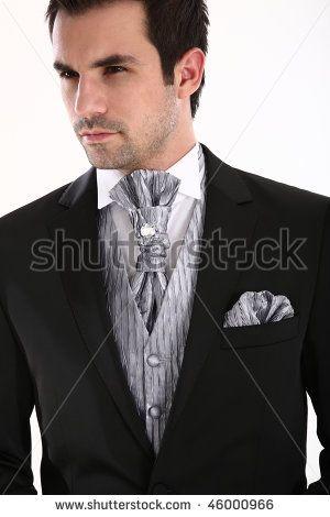 cc6aa8fb65d1 Tuxedo For Men, Tie Clip, Bespoke, Cloud 9, Tuxedos, Handsome Man