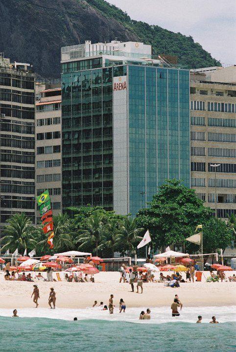 Arena Copacabana Hotel Copacabana Rj Brazil Copacabana