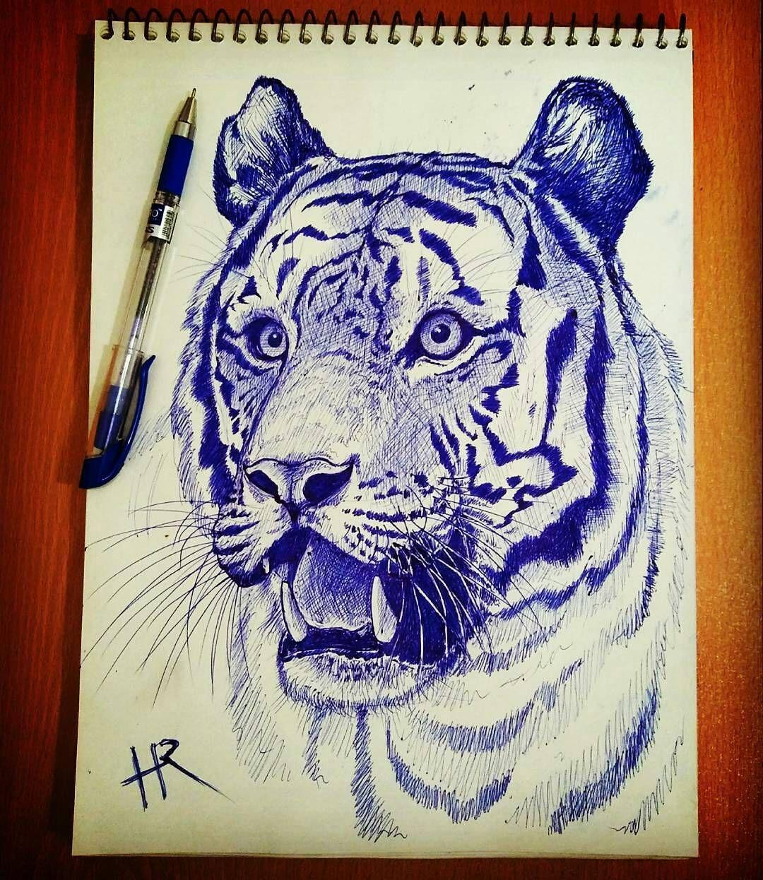 Ballpoint Pen Sketch By Hamidrezafallaho Ig Follow Artgully For More Pen Realism Artgully Ink Pen Art Ballpoint Pen Art Pen Sketch