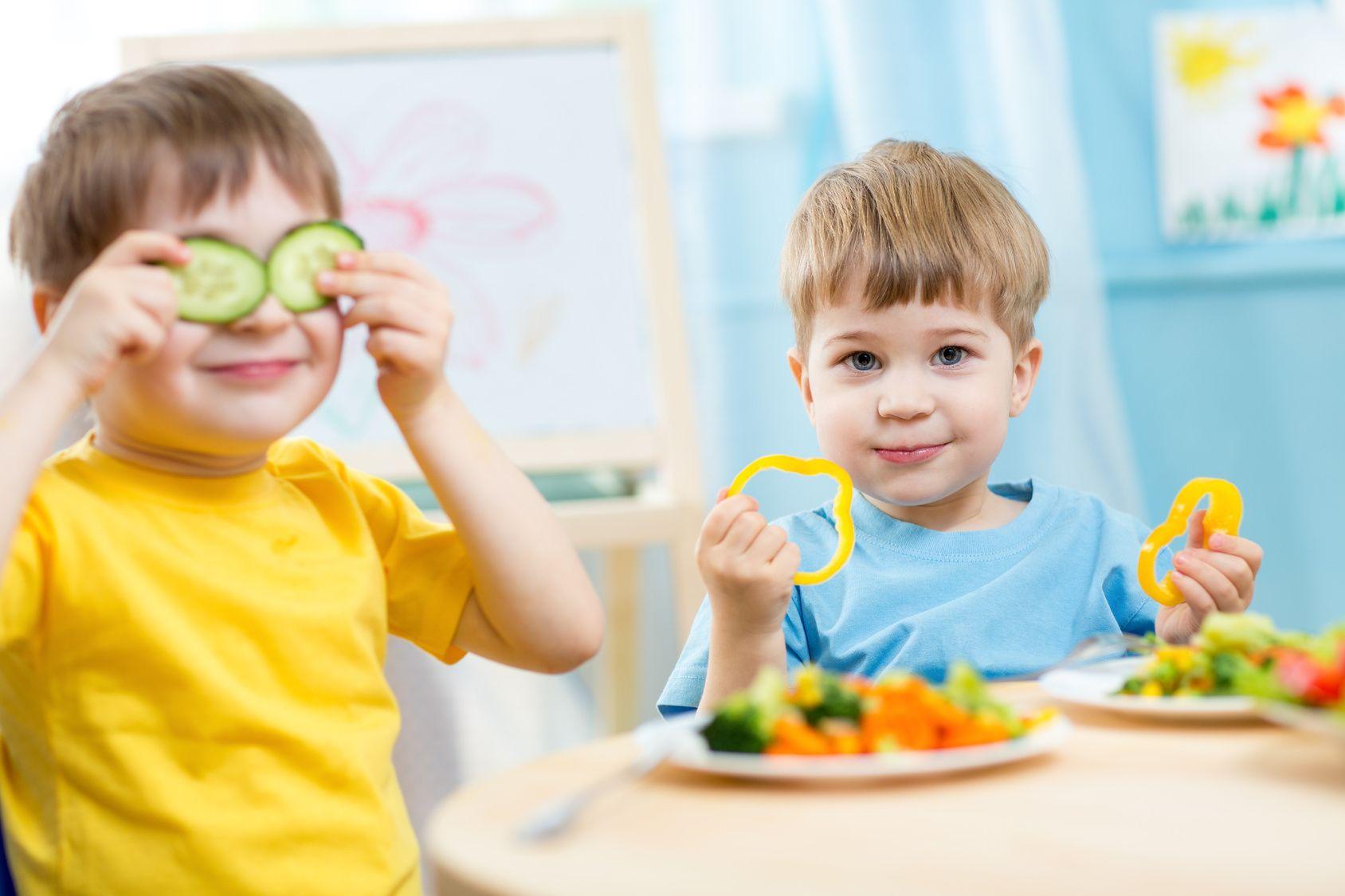 Gesundes Essen in der Kita – 5 Tipps für Ihre Kleinstkinder