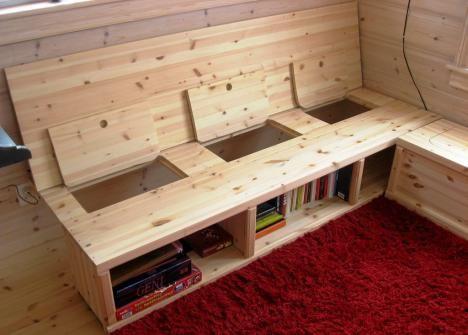 Slik Lager Du Sofaen Trinn For Trinn Hjemme Diy Sofa Benk Med Oppbevaring