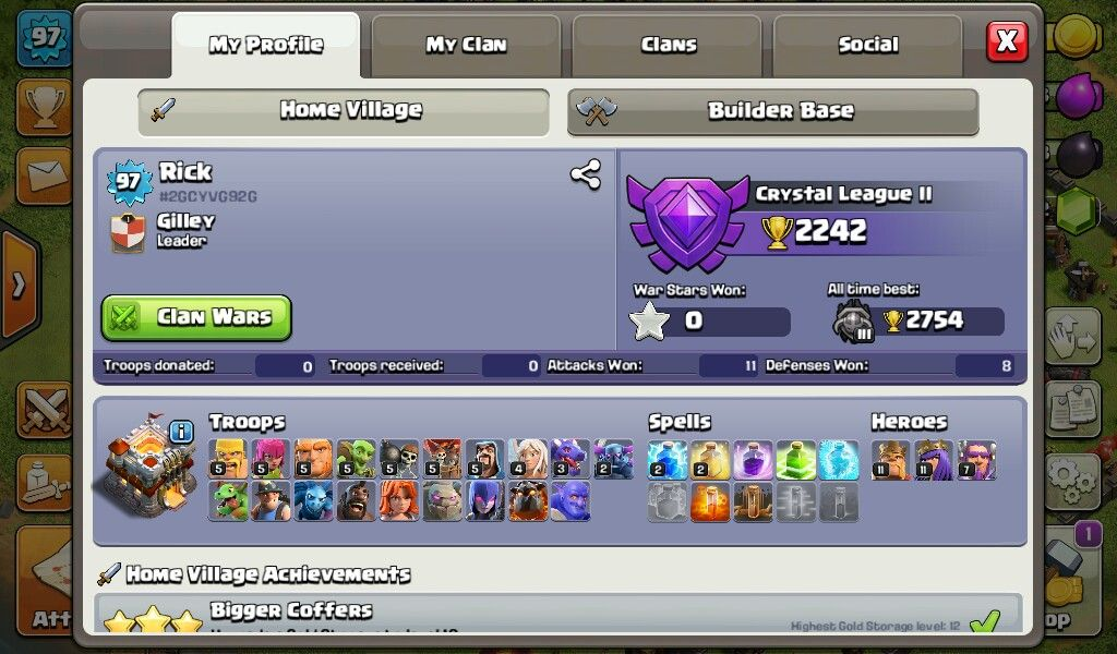 Park Art|My WordPress Blog_How To Change Name In Clash Of Clans 3rd Time