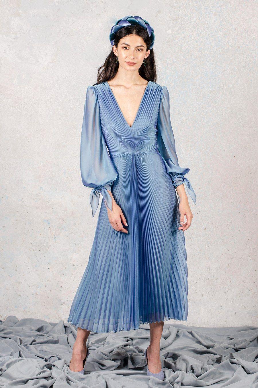 Luisa Beccaria PreFall 2020 Fashion Show în 2020 Modele