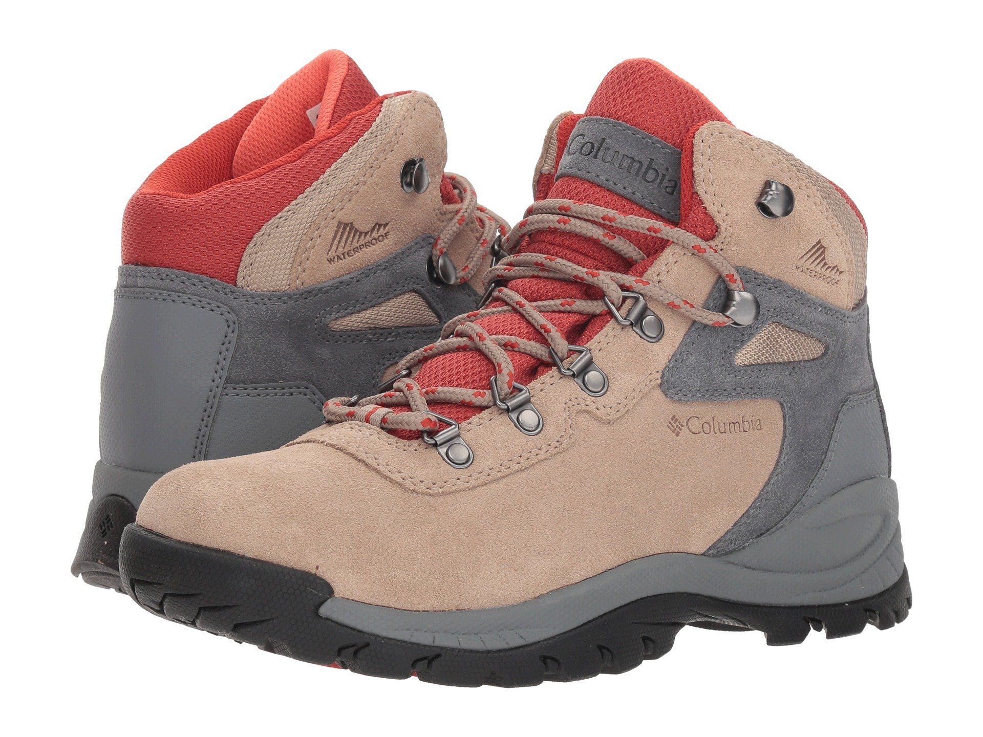 Amped Columbia Ridge Womens Hiking Plus Newton Waterproof b7ygvYf6