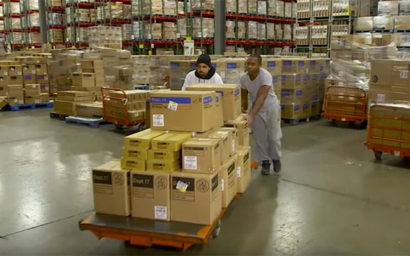 What To Expect When Applying To A Warehouse Role Warehouse Jobs Warehouse Job