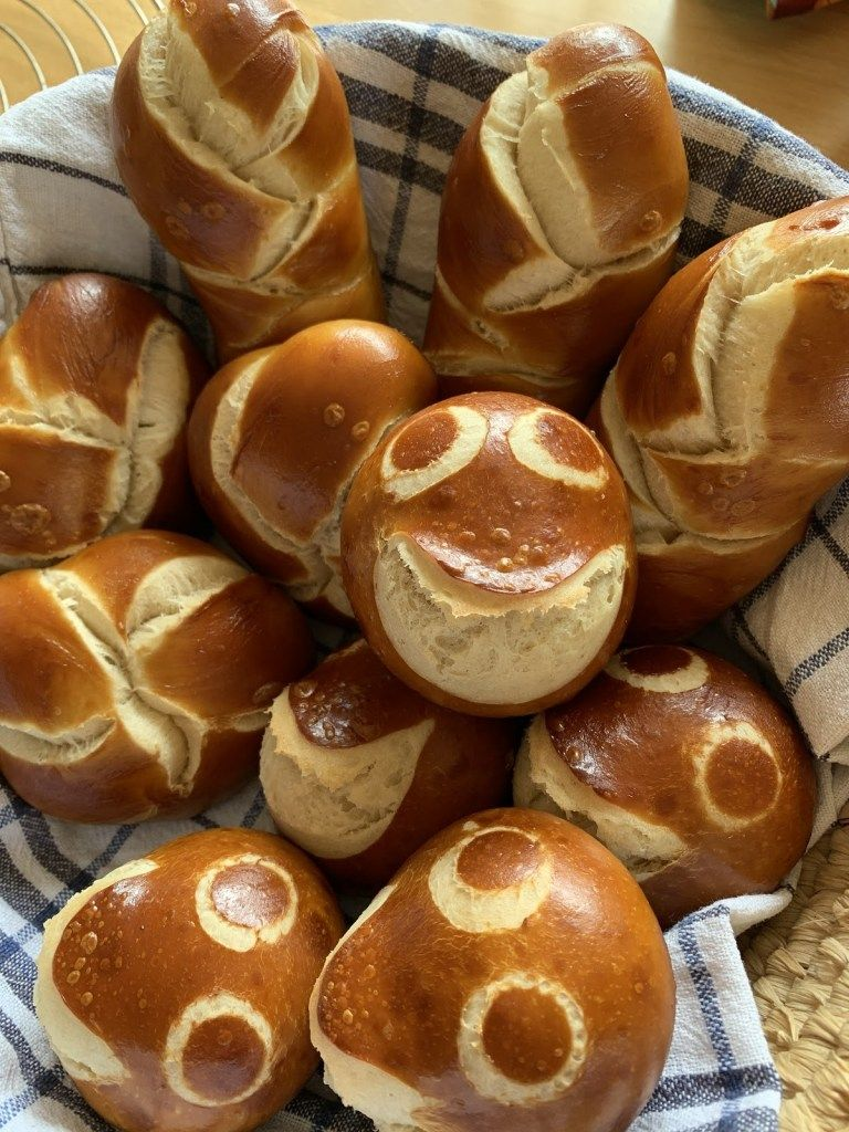 Pin auf Brot selber backen rezept