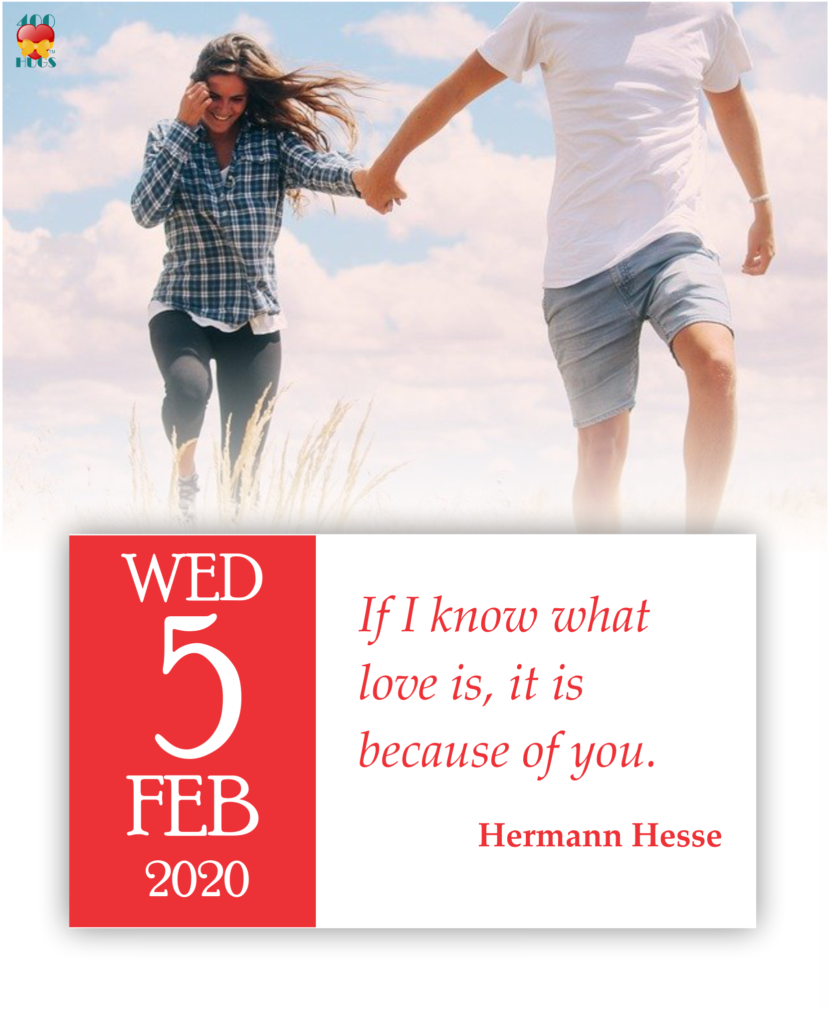 Valentine's Gifts for Him and Her Customizable Calendars