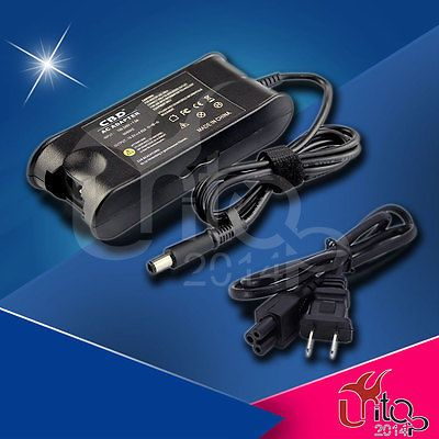 AC Adapter Supply 3-pin Cord charger for Dell C026H GY470 H856H HA65NE1-00 KT190