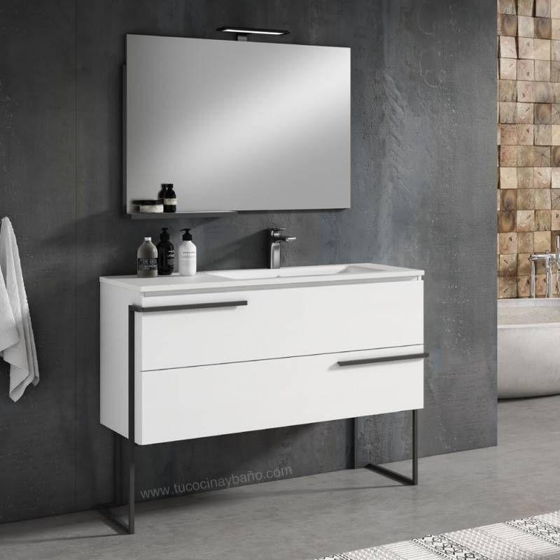 Mueble Bano Neo Industrial Escalante Con Imagenes Muebles De