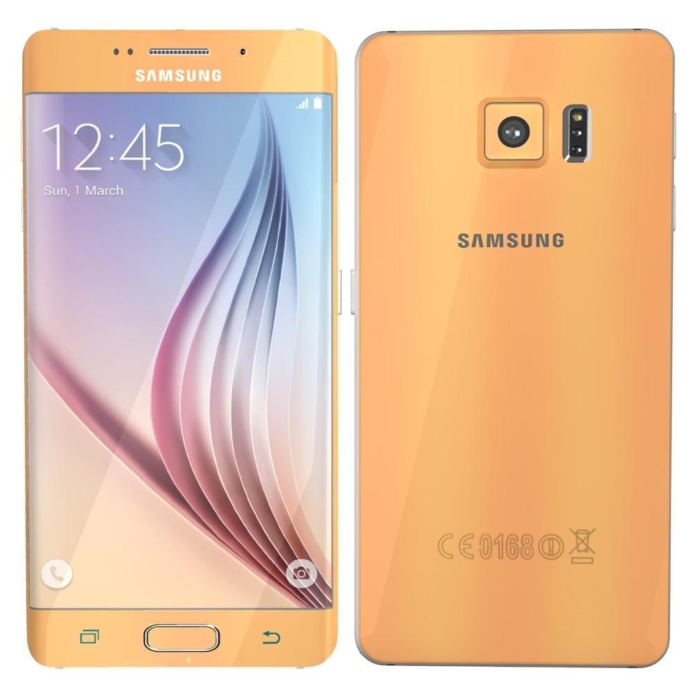 Samsung Galaxy S6 Edge Gold 3d Model Ad Galaxy Samsung Model Gold Samsung Galaxy S6 Edge Galaxy S6 Edge Galaxy