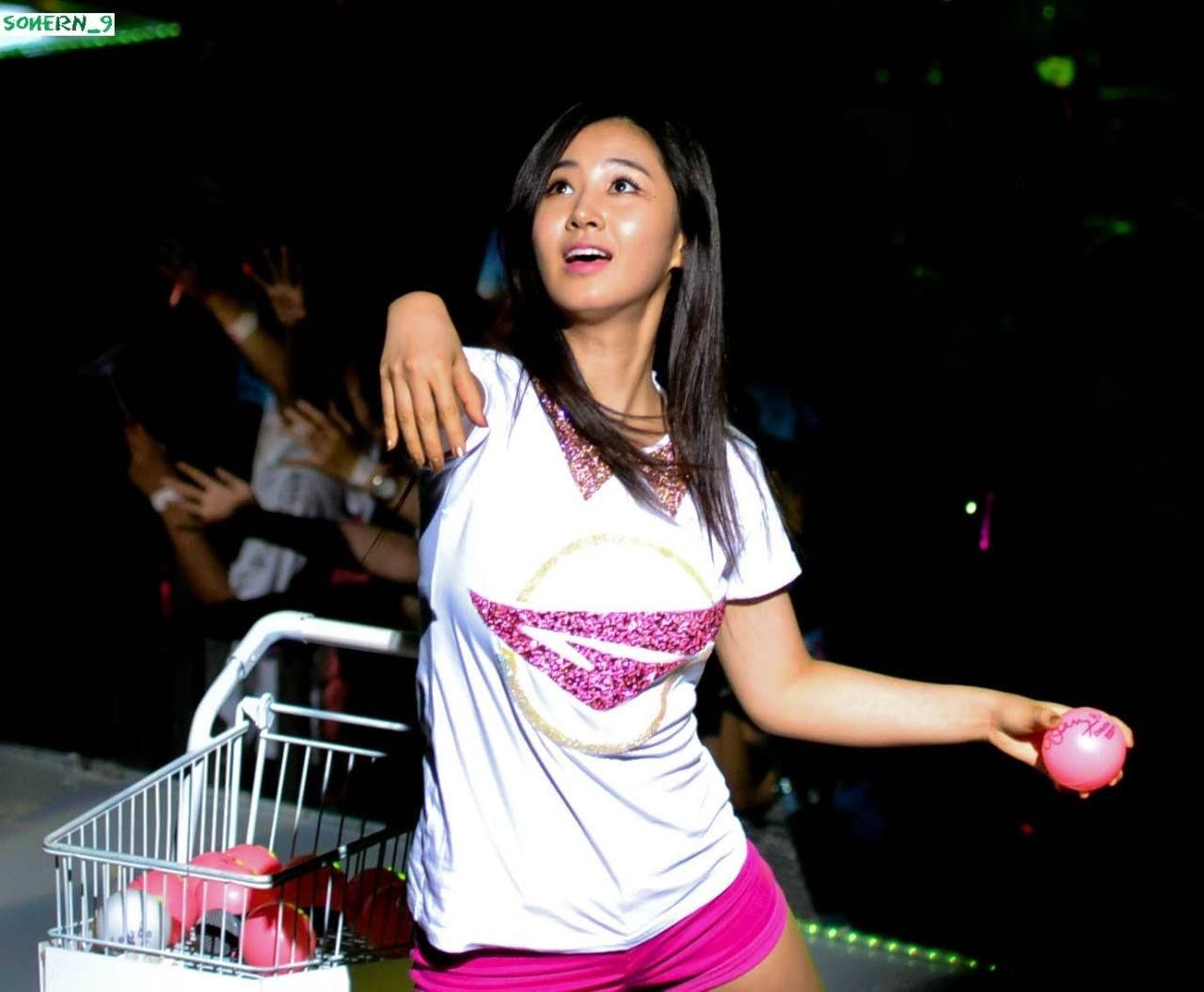 Idol Tan Celebrity Tanning Kwon Yuri Celebrities