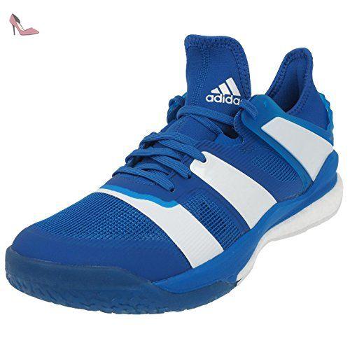 chaussure handball adidas bleu