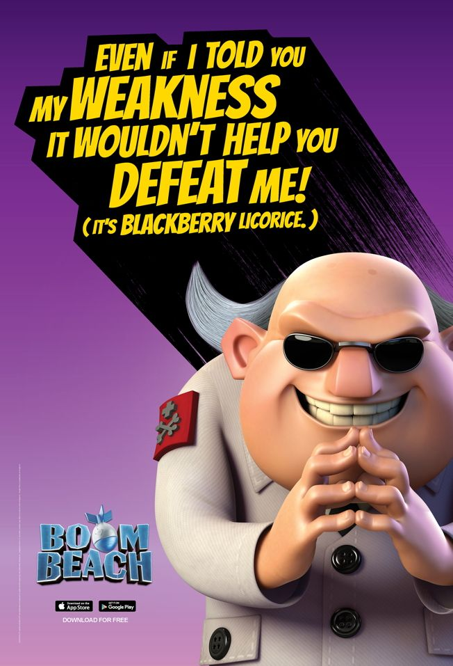 Boom Beach Started Its New Campaign on TV and Will End It in the