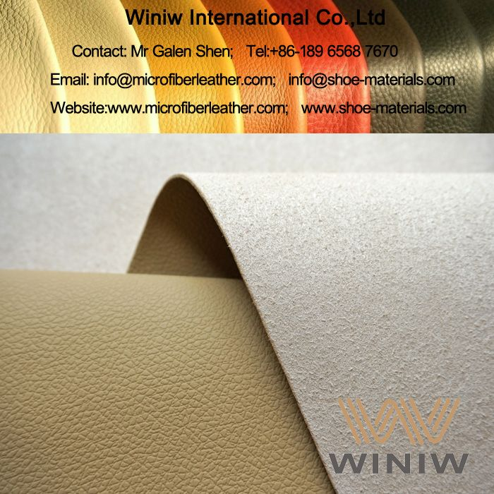 Winiw Microfiber Synthetic Leather Is