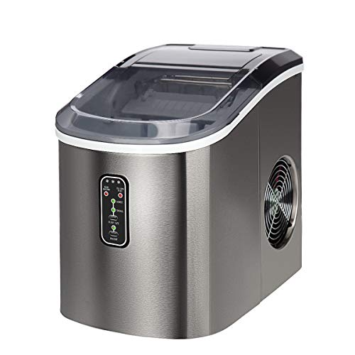 Top 10 Best Portable Ice Maker Machine For Countertop Of 2019 Review Vk Perfect Ice Maker Machine Portable Ice Maker Ice Maker