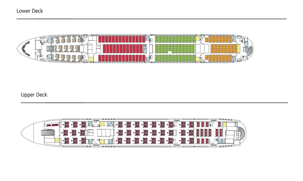 Qantas A380 Seat map released celebration Pinterest