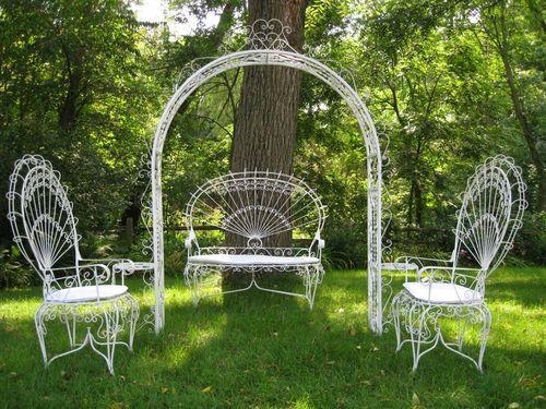 Bildresultat För Victorian Outdoor Furniture
