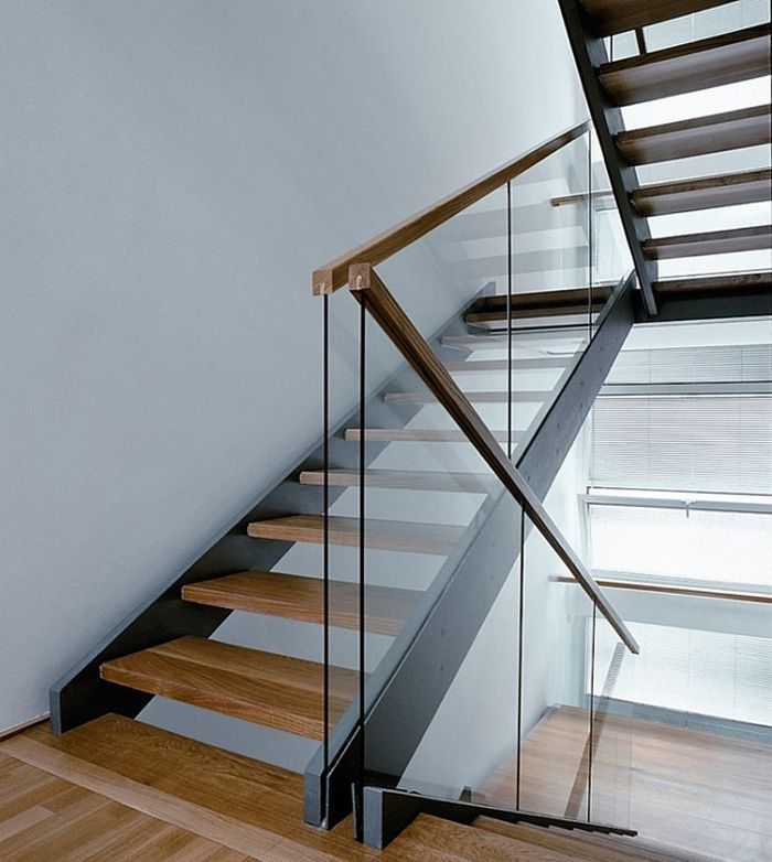 7 Ultra Modern Staircases: 11+ Modern Stair Railing Designs That Are Perfect!