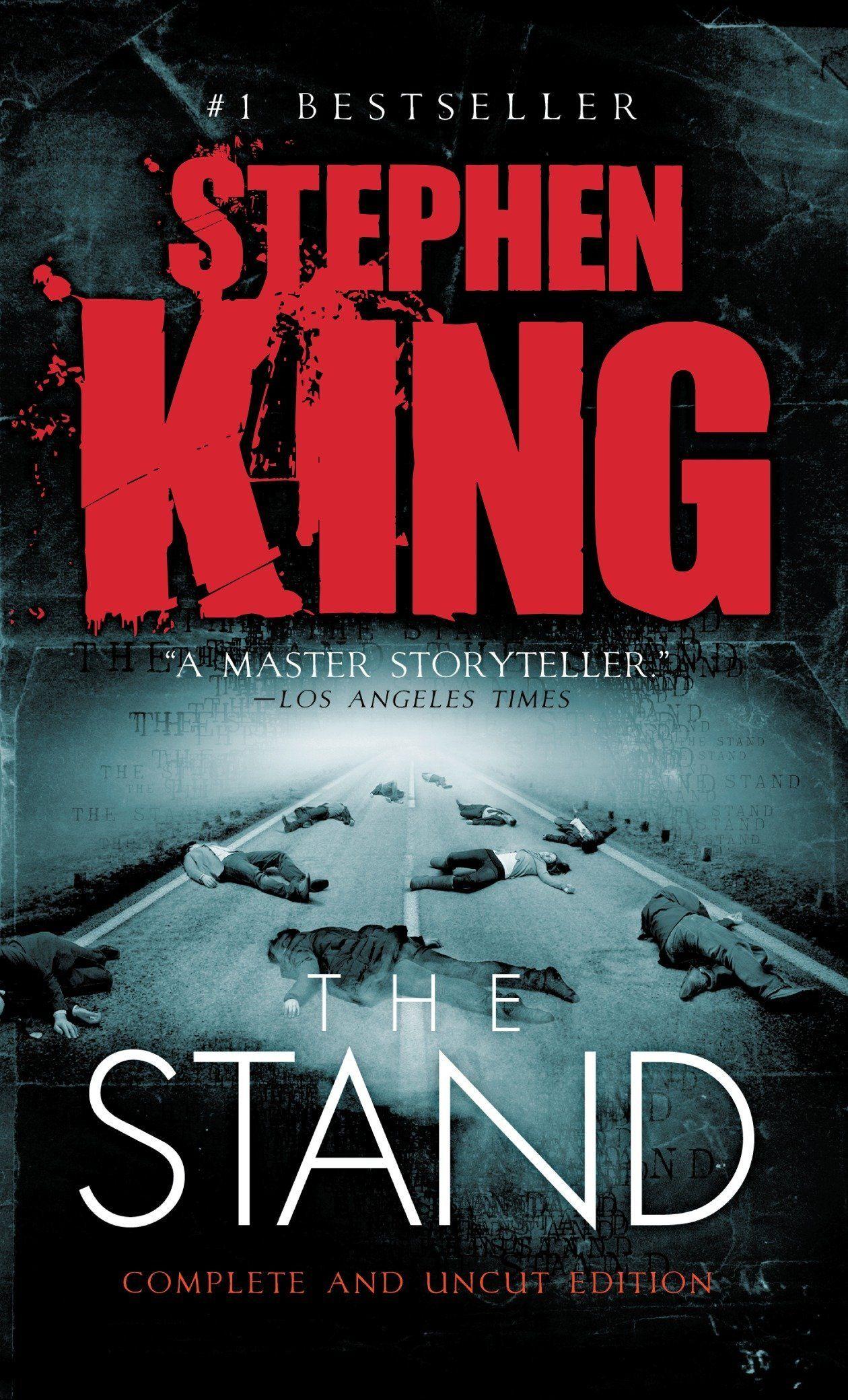 The Stand Stephen King Stephen King Books Stephen King King Book