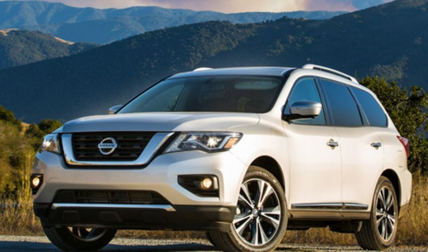 2019 nissan pathfinder review specs price and interior - 2013 nissan pathfinder interior colors ...