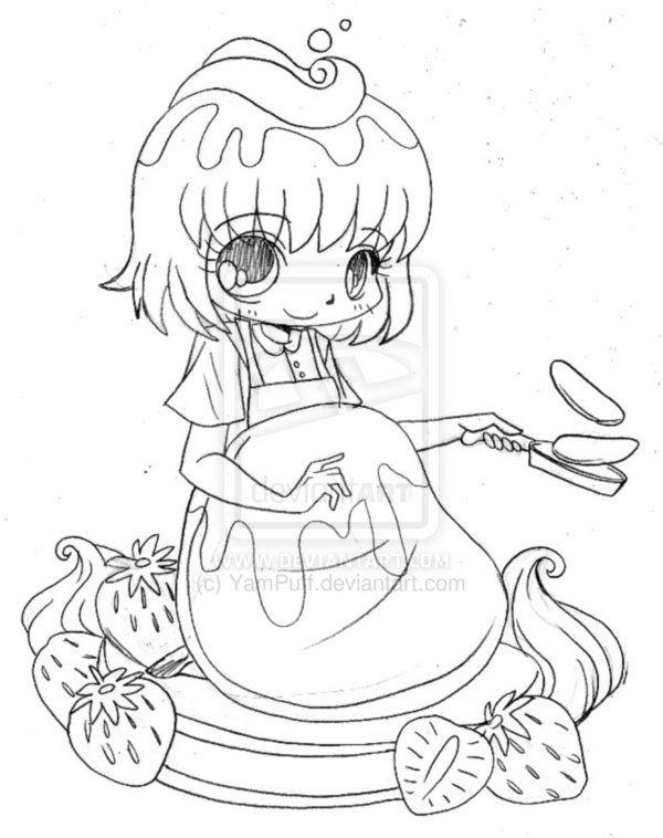 ab50d3c88ea285b178f480669e25a597 » Coloring Pages Of Food Girls