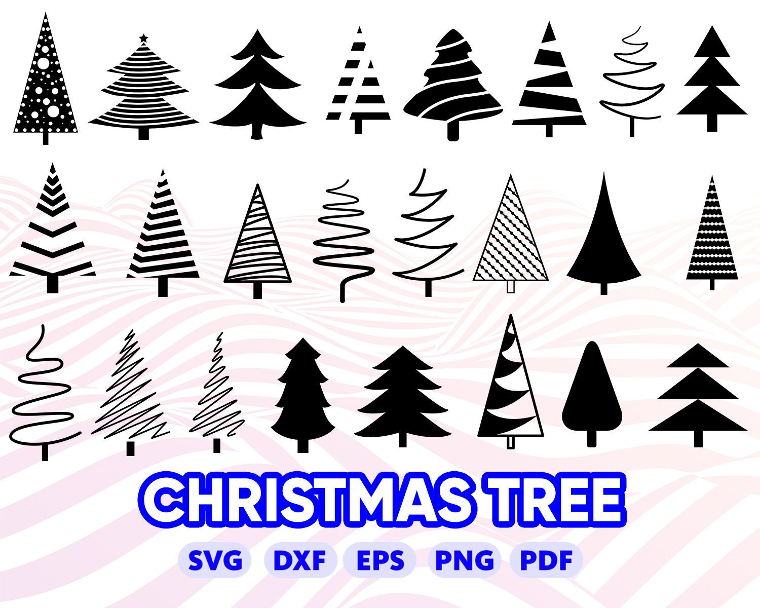 Christmas Tree Svg Christmas Tree Clipart Christmas Tree Silhouette Christmas Tree Vector Tree Clipart Dxf Ornament Svg Pine Tree Svg Christmas Tree Clipart Christmas Tree Silhouette Tree Svg
