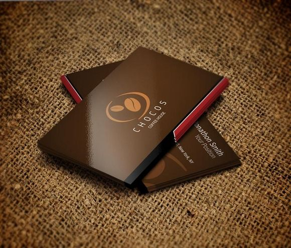 Coffee shop business card by designsmill on creativ business coffee shop business card by designsmill on creative market cheaphphosting Choice Image