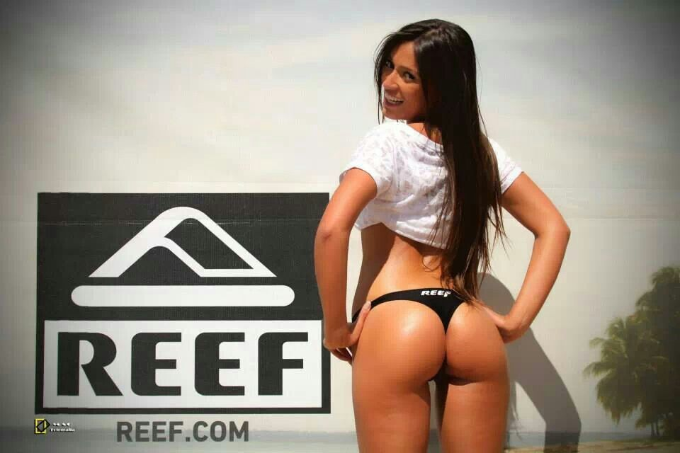 Miss Reef Chile Cheeky Sexy Booty Underwear