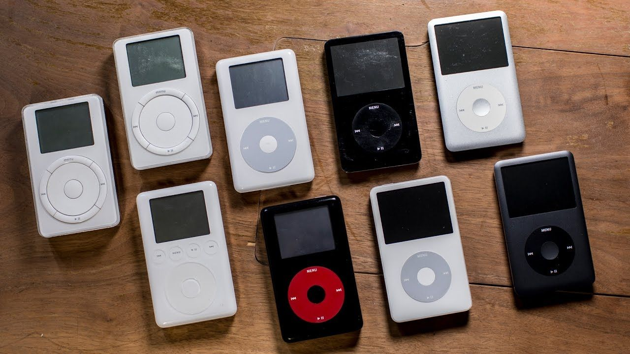 Video The History Of The Ipod Classic Ipod Classic Apple Ipod Ipod