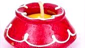 Diwali Dekoration Ideen zu Hause mit Abfall Schule Diwali Dekorationen Ma ... - Diwali Dekora...
