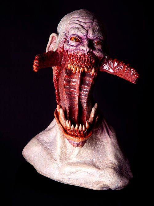 Prosthetics Amp Creature Design Special Effects Makeup In