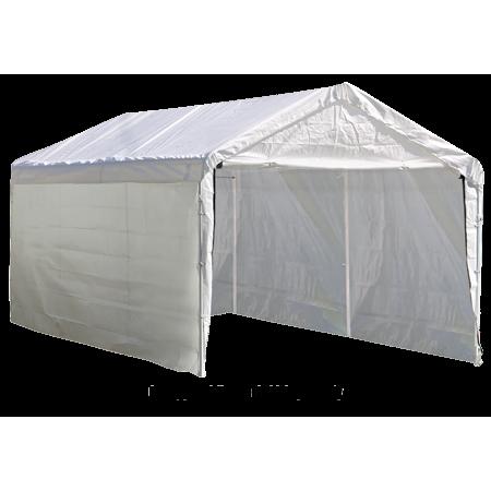 ShelterLogic Canopy Enclosure Kit for Super Max, 12 x 20