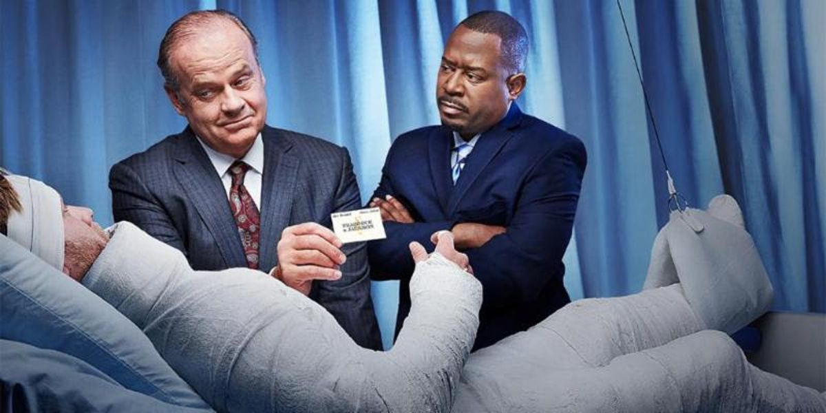 Martin lawrence kelsey grammer star in fx comedy series