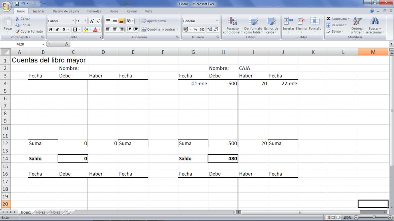 Contawin curso contabilidad informatizada #Excel http://blgs.co ...