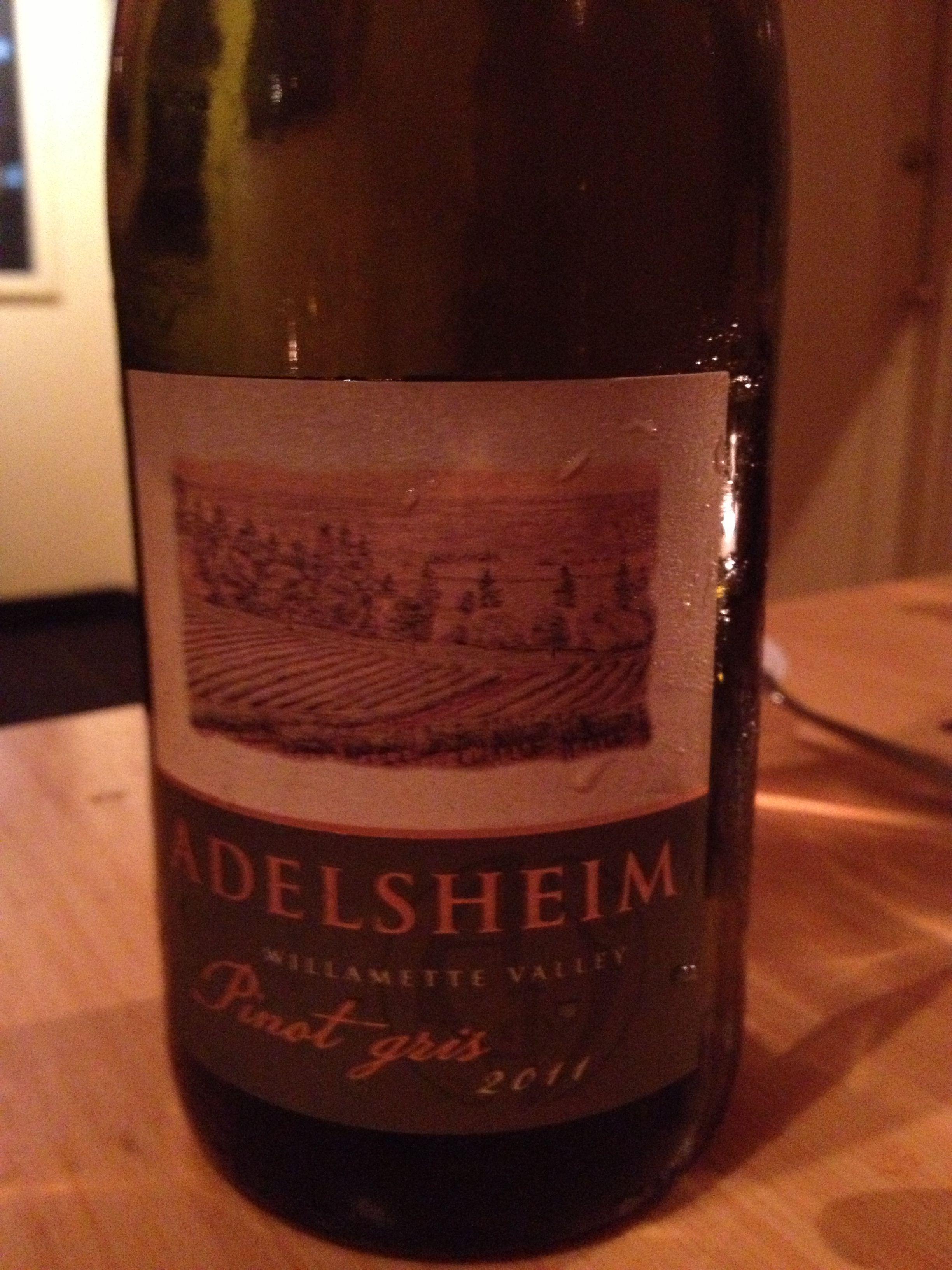 A Great White Wine Wine Bottle White Wine Wine