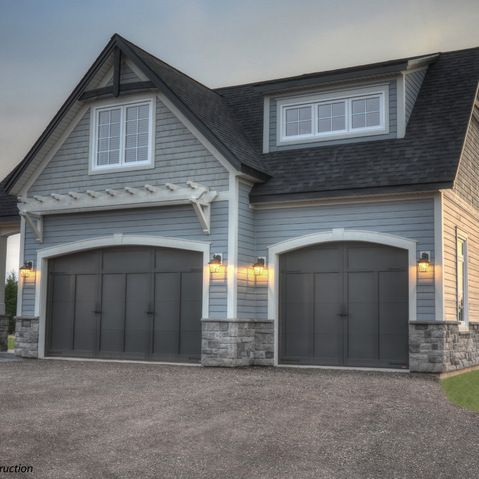 Detached story garage design ideas pictures remodel and decor exterior house colors also rh co pinterest