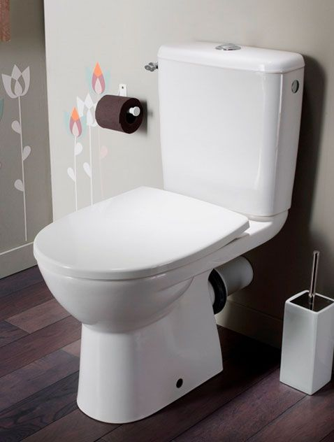 10 couleurs pour la dco des toilettes - Deco Pour Wc Toilettes