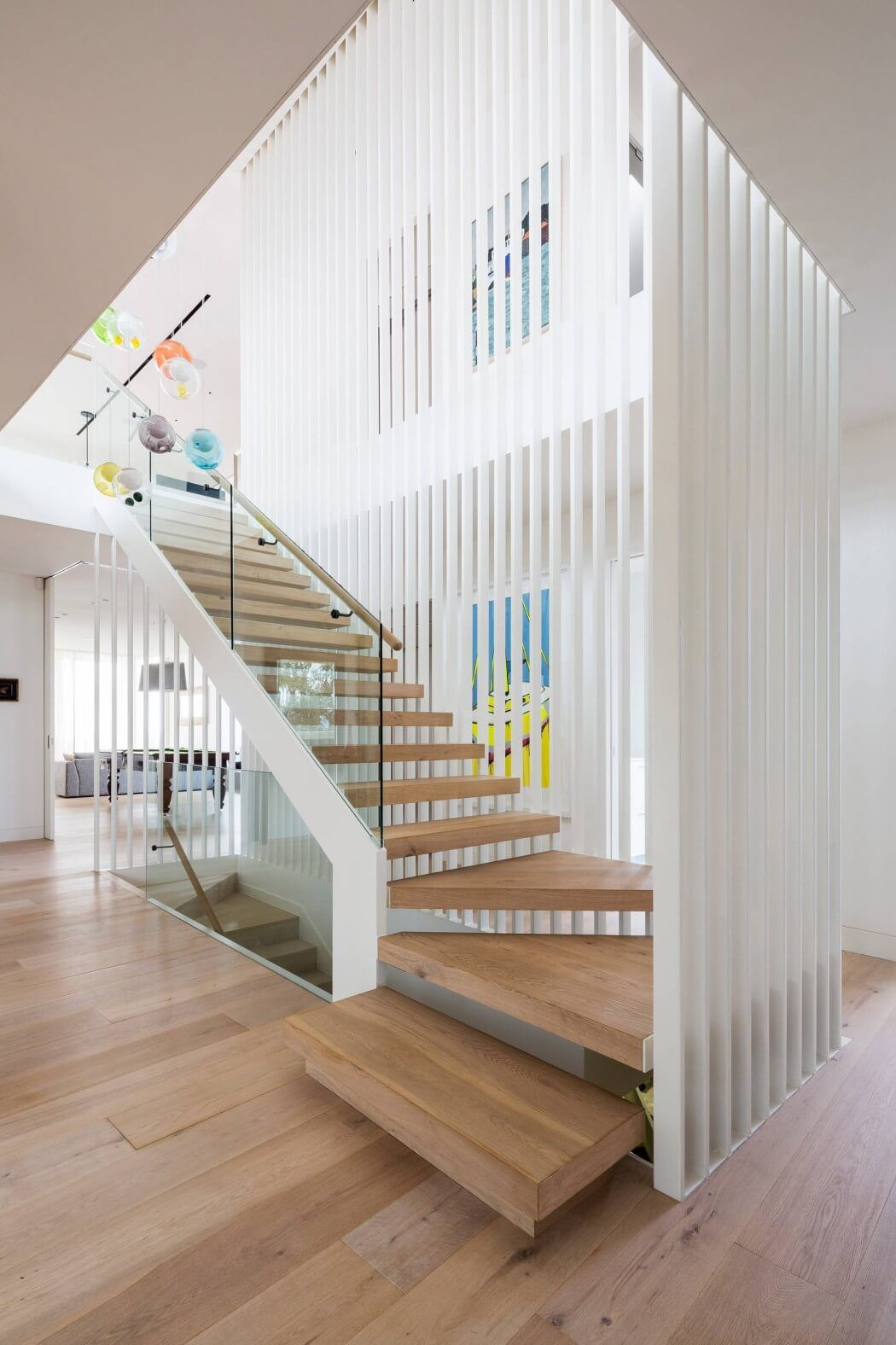 warriewood house by ergo architecture interiors - Barandillas Escaleras Interiores